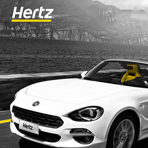 Get one free day, bonus Miles, and discounts with Hertz