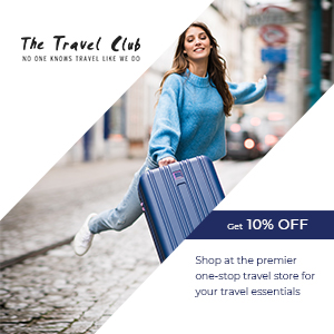 Get discounts when you shop at The Travel Club
