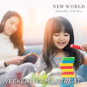 New World Hotel Weekend Family Treat