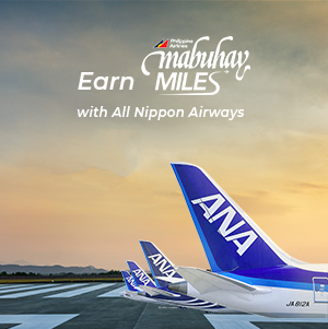 Earn Miles with ANA