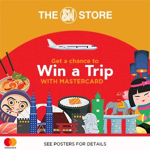 Get a chance to win Miles with the The SM Store's Fly in Style Promo