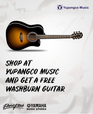 Yupangco Music Stores Mobile Image