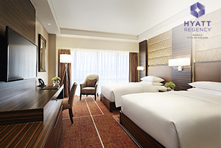 Get 30% off the rate of the day at Hyatt City of Dreams