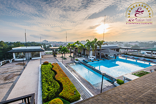 Get discounts at L'Fisher Hotel Bacolod