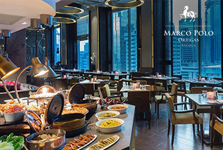 Great Meals Getaway at Marco Polo Manila