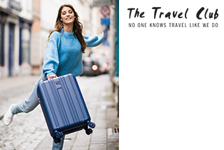 Get 10% off when you shop at The Travel Club