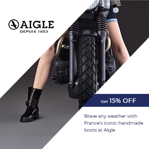 Brave any weather with France's iconic handmade boots at Aigle