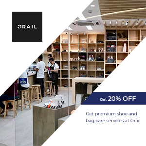 Get premium shoe and bag care services at Grail