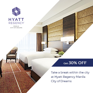 Take a break within the city at Hyatt City of Dreams