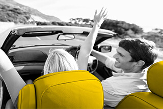 Earn Miles with Hertz